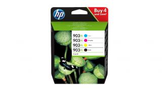 Zestaw tuszy HP No 903XL [CMYK] oryginał