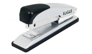 Zszywacz EAGLE 20 kartek czarny metalowy