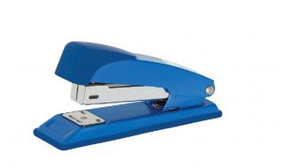 Zszywacz OP 30 kartek metalowy niebieski