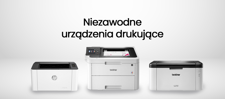 niezawodne urządzenia drukujące